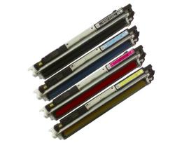 Renovovaný toner HP CE313A no. 126A purpurový magenta 1000 stran