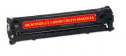Renovovaný toner CANON CRG716 M magenta purpurový 1500 stran Can