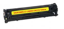 Renovovaný toner CANON CRG716 Y yellow žlutý 1500 stran Canon i-