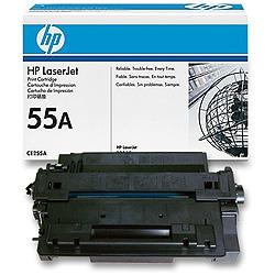 Prázdný toner HP CE255A - výkup