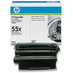 Prázdný toner HP CE255X - výkup