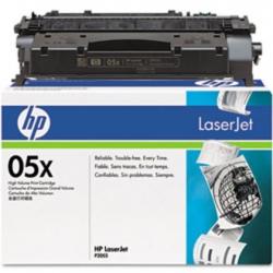 Prázdný toner HP CE505X - výkup