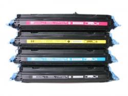 Renovovaný toner HP Q6000A, 124A, HP Color Laser Jet 1600, 2600,