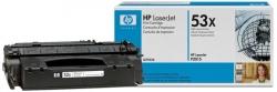 Toner HP Q7553X - originální - 7000 stran - 53X - černý - HP LJ