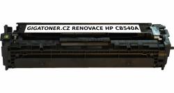 Renovovaný toner HP CB540A no. 125A 2200 stran černý black