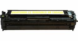 Renovovaný toner HP CB542A no. 125A 1400 stran žlutý yellow