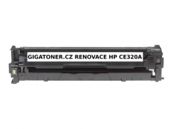 Renovovaný toner HP CE320A no. 128A 2000 stran černý black CP152