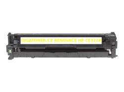 Renovovaný toner HP CE322A no. 128A 1300 stran žlutý yellow CP15