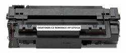 Renovovaný toner HP Q7551A no. 51A 6500 stran