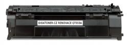 Renovovaný toner HP Q7553A no. 53A 3000 stran